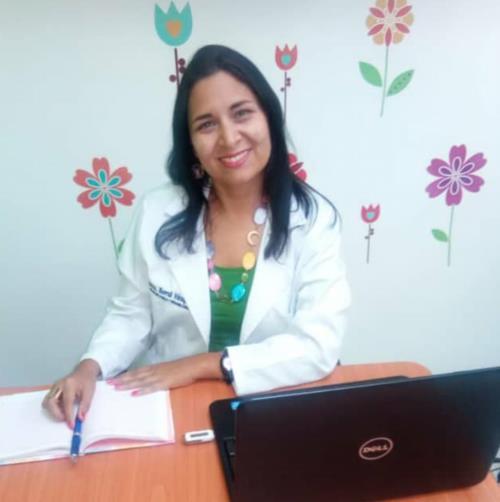 Dra. Koral Vásquez